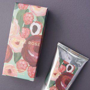 ANTHROPOLOGIE Mistral Floral Hand Cream